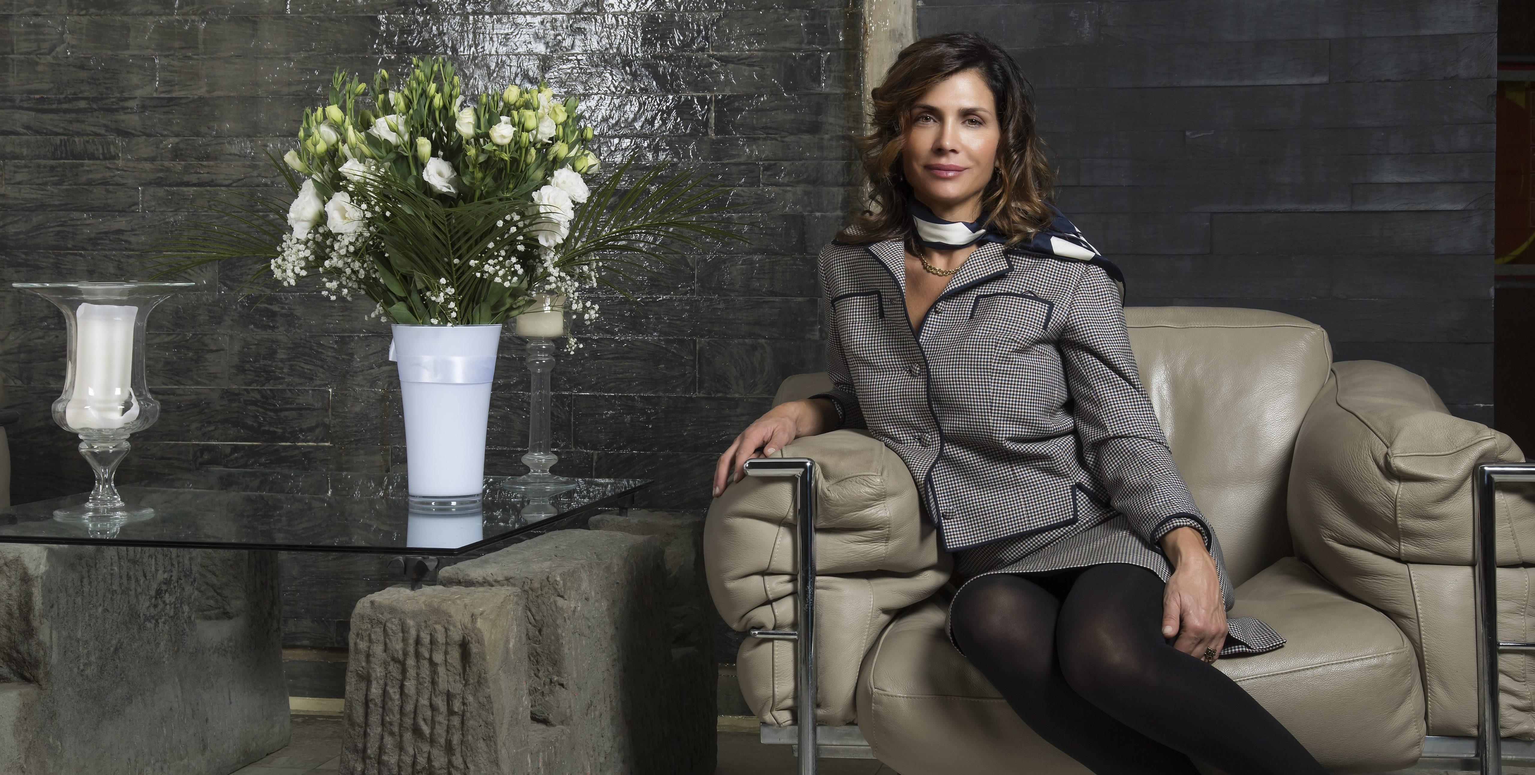 Claudia Luccioli: ospitalità e benessere