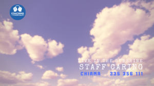 Staff Caring by Roberto Boccacelli