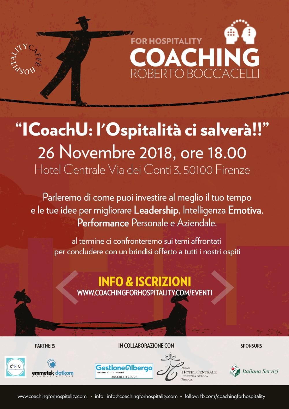 ICoachU - Firenze